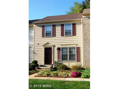 5517 CABAT LAKE CT Fairfax, VA MLS# FX9516219
