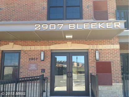 2907 BLEEKER ST #203 Fairfax, VA MLS# FX9522238