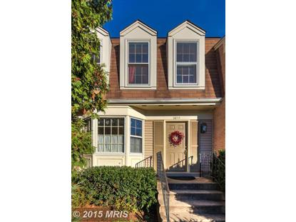 3817 FOXFIELD LN Fairfax, VA MLS# FX9526076