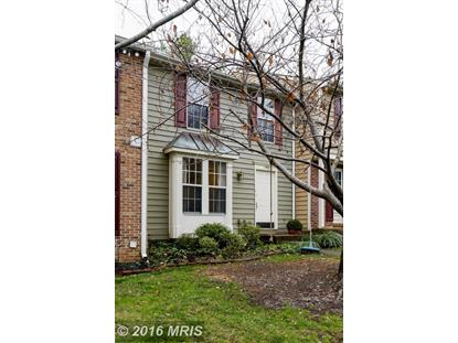 1490 AUTUMN RIDGE CIR Reston, VA MLS# FX9542236