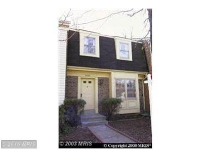 5007 HEAD CT Fairfax, VA MLS# FX9546720