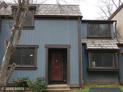 1616 PARK OVERLOOK DR Reston, VA MLS# FX9550565