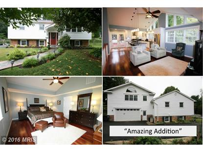 4205 NUTWOOD WAY Fairfax, VA MLS# FX9582195