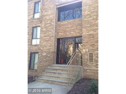 2327 FREETOWN CT #1B Reston, VA MLS# FX9591033