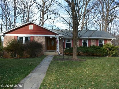 8808 DELFIELD LN Fairfax, VA MLS# FX9600707