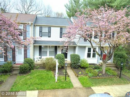 10968 GRANBY CT Reston, VA MLS# FX9613377