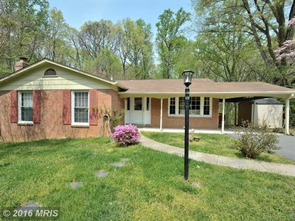 9522 STEVEBROOK RD Fairfax, VA MLS# FX9616018