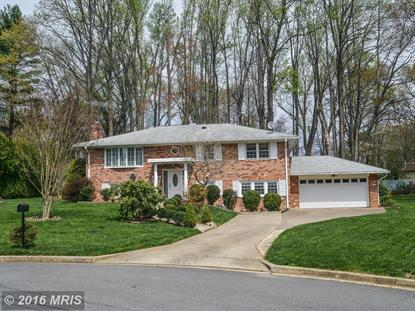 9028 PIXIE CT Fairfax, VA MLS# FX9620737