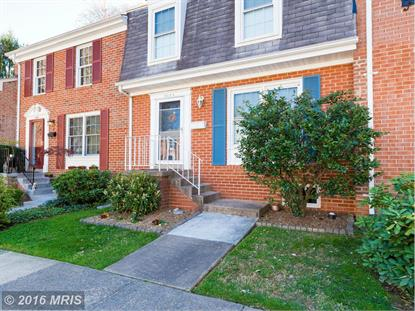2353 HORSEFERRY CT Reston, VA MLS# FX9622850