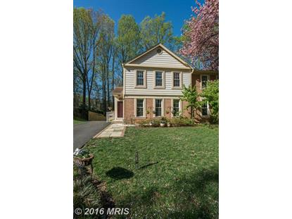 5913 WOOD SORRELS CT Burke, VA MLS# FX9626957