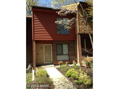 11527 BUTTONWOOD CT Reston, VA MLS# FX9629405