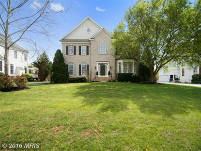 4827 AUTUMN GLORY WAY Chantilly, VA MLS# FX9629434