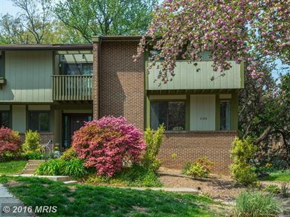 2126 GLENCOURSE LN Reston, VA MLS# FX9636083