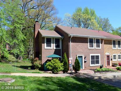 2127 GOLF COURSE DR Reston, VA MLS# FX9636822