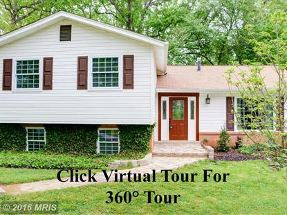 4611 LAWN CT Fairfax, VA MLS# FX9641905