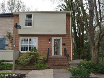 2117 GOLF COURSE DR Reston, VA MLS# FX9644063