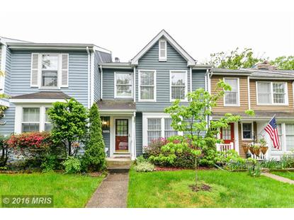1549 TWISTED OAK DR Reston, VA MLS# FX9656669