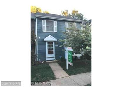 1514 POPLAR GROVE DR Reston, VA MLS# FX9659551