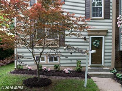 5409 LONG BOAT CT Fairfax, VA MLS# FX9661980