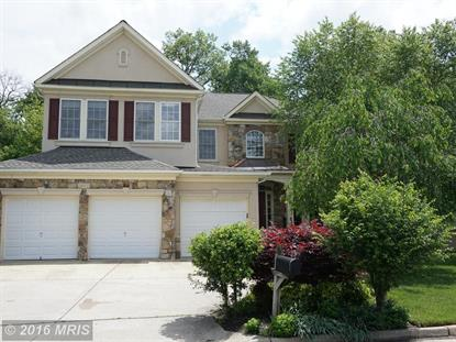 3907 BAY HILL CT Fairfax, VA MLS# FX9663385