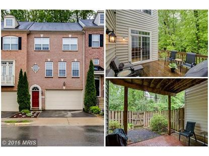 12161 BRIDGEND RUN Fairfax, VA MLS# FX9663731