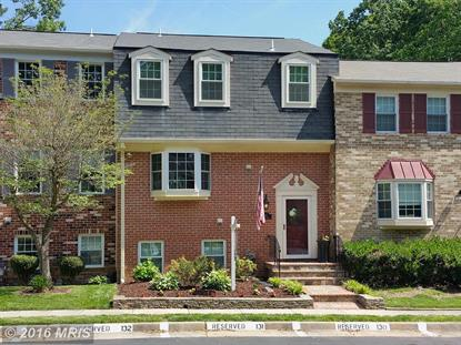 11752 DRY RIVER CT Reston, VA MLS# FX9668225