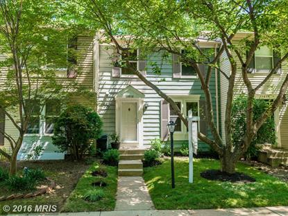 11016 GRANBY CT Reston, VA MLS# FX9672884