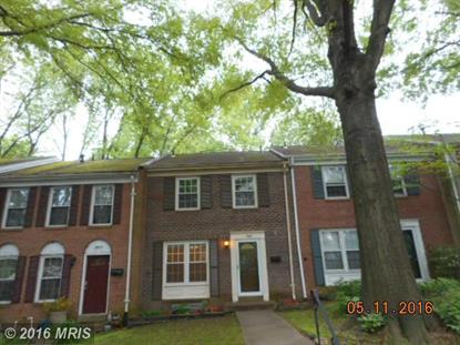 2407 ALSOP CT Reston, VA MLS# FX9673891
