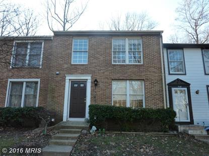 1650 SIERRA WOODS Reston, VA MLS# FX9685013