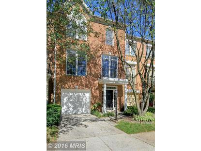 11437 SUMMER HOUSE CT Reston, VA MLS# FX9695560