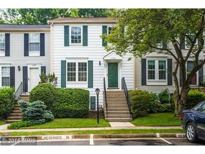 11789 BAYFIELD CT Reston, VA MLS# FX9709019