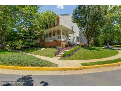 3955 BURNING BUSH CT Fairfax, VA MLS# FX9713341
