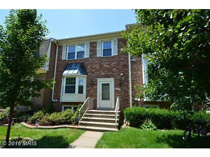 3906 TALLOW TREE CT Fairfax, VA MLS# FX9714258