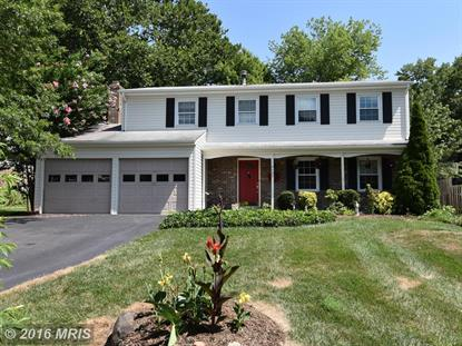 9706 ASPEN HOLLOW WAY Fairfax, VA MLS# FX9721228