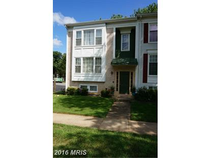 5400 CROWS NEST CT Fairfax, VA MLS# FX9722903