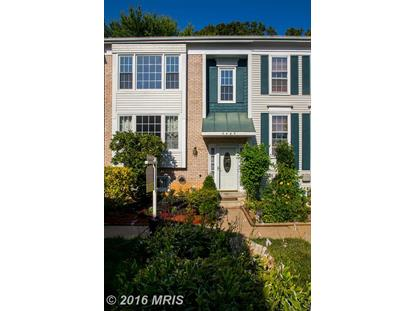 5429 SAFE HARBOR CT Fairfax, VA MLS# FX9725077
