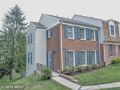 6344 TEAKWOOD CT Burke, VA MLS# FX9732347