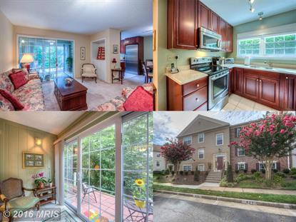 12105 GREEN LEDGE CT #102-48 Fairfax, VA MLS# FX9733919