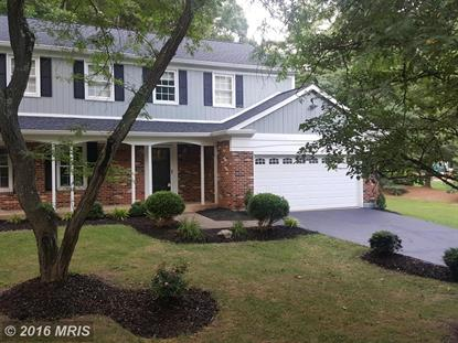 1862 POST OAK TRL Reston, VA MLS# FX9736820