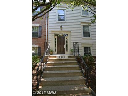3800 GREEN RIDGE CT #102 Fairfax, VA MLS# FX9741735