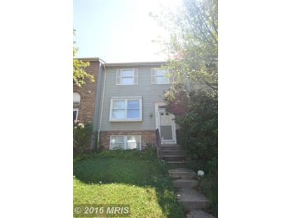 3742 KEEFER CT Fairfax, VA MLS# FX9742111