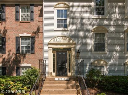 12110 GREEN LEAF CT #302 Fairfax, VA MLS# FX9742533