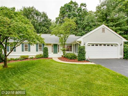 3716 BRICES FORD CT Fairfax, VA MLS# FX9743944
