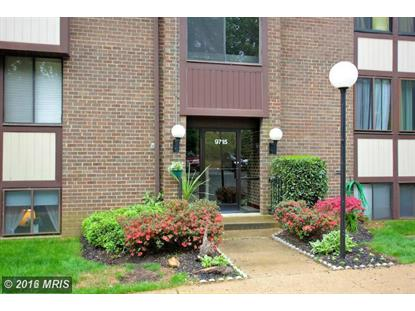 9715 KINGS CROWN CT #202 Fairfax, VA MLS# FX9758580
