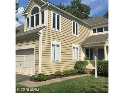 11201 CROSSBEAM CT Reston, VA MLS# FX9762788