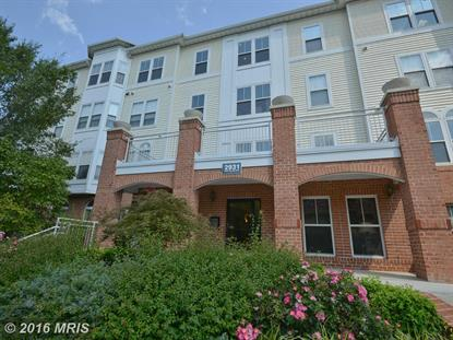 2931 DEER HOLLOW WAY #104 Fairfax, VA MLS# FX9764578