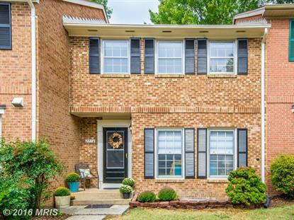 2714 CARTER FARM CT Alexandria, VA MLS# FX9766985