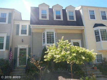 2374 BRANLEIGH PARK CT Reston, VA MLS# FX9767997