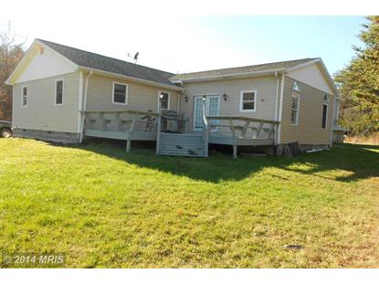 36 FIR Baker, WV MLS# HD8236256