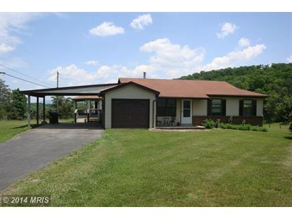 2645 NORTH RIVER Baker, WV MLS# HD8379233